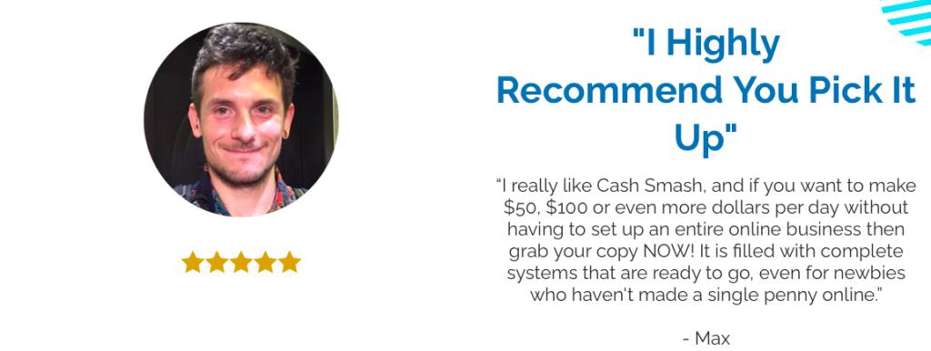 cash smash review